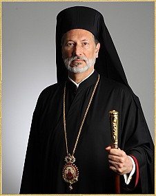 His Grace the Right Reverend Irinej (Dobrijevic)