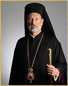 His Grace the Right Reverend Irinej (Dobrijevic)